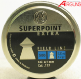 RWS Superpoint Extra Pellets (.177)